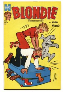 Blondie Comics #61 1954- Harvey Golden Age VF+