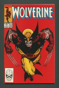 Wolverine #17  / 9.4 NM   (1988 1st Series)