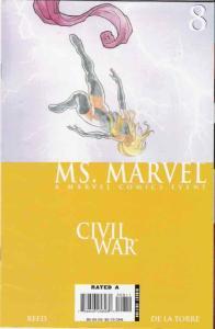 Ms. Marvel (2nd Series) #8 VF; Marvel | save on shipping - details inside
