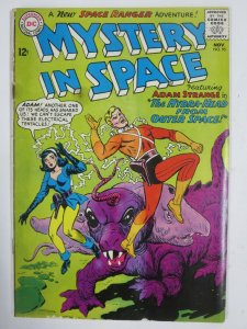 MYSTERY IN SPACE #95 (DC, 1/1964) GOOD-VERY GOOD (G-VG)  Silver Age Sci-fi!