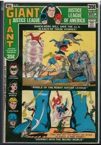 Justice League of America #93 (DC, 1971)