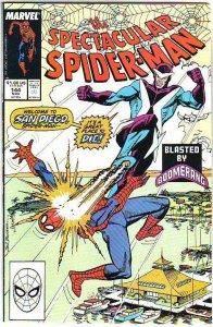 Spider-Man, Peter Parker Spectacular #144 (Nov-88) NM/NM- High-Grade Spider-Man