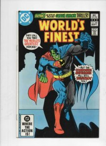WORLD'S FINEST #283, VF, Batman, Superman, Green Arrow, 1941 1982, more in store