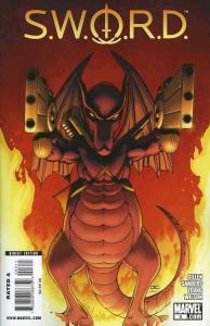 S.W.O.R.D. #3 FN; Marvel | save on shipping - details inside