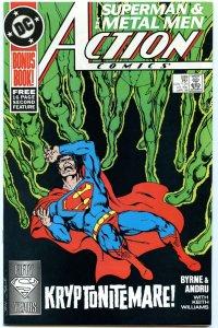 Action Comics 599 Apr 1988 NM- (9.2)