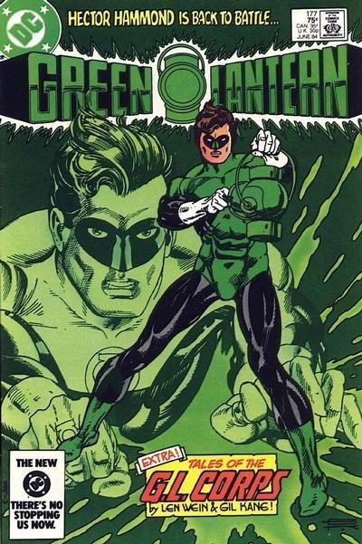 Green Lantern #177 (ungraded) 1st series / stock image ID#B-5
