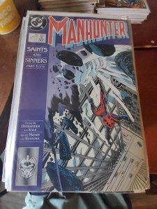 Manhunter #20 (1989)