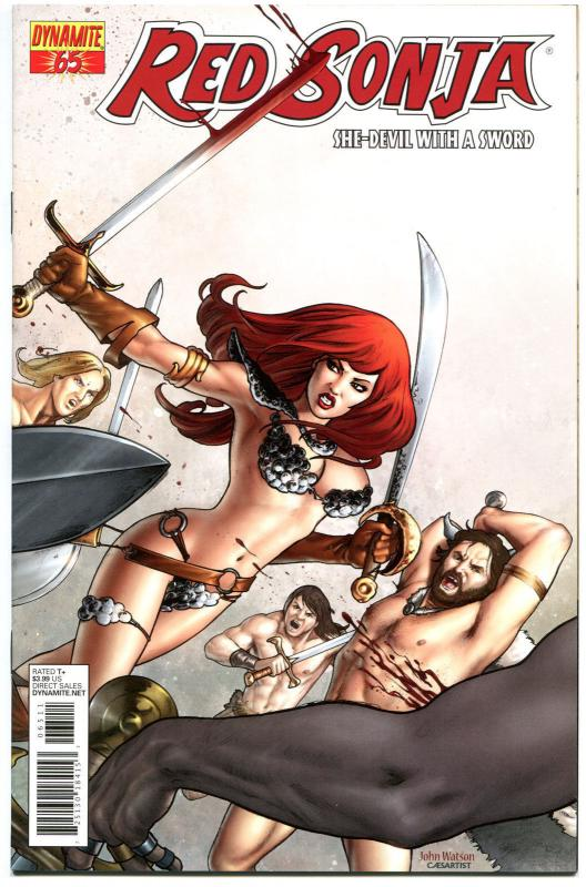 RED SONJA #65, NM-, She-Devil, Sword, John Watson, 2005, more RS in our store