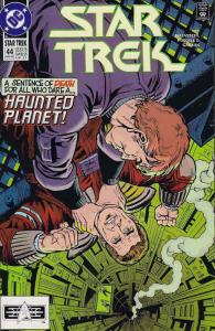 Star Trek (4th Series) #44 VF/NM; DC | save on shipping - details inside