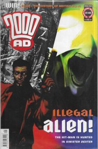 2000 AD #1245 VG Judge Dredd: Wagner/Simpson, ABC Warriors, Satanus Unchained