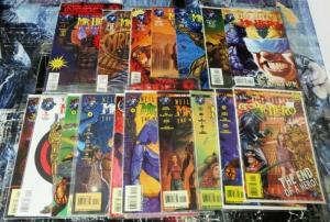 MISTER HERO (1995 TEKNO) 1-17,1(1996) NEIL GAIMAN