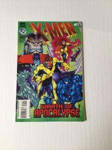 X-men Wrath Of Apocalypse Tpb Nm Near Mint Marvel