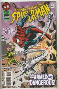 Spider-Man, Peter Parker Spectacular #232 (Mar-96) NM+ Super-High-Grade Spide...