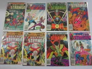 Doctor Strange lot 32 different from #46-80 6.0 FN (1981-86 2nd Series)
