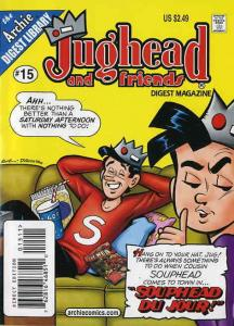 Jughead & Friends Digest Magazine #15 VF/NM; Archie | save on shipping - details