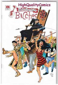 BACCHUS #8, NM+, Eddie Campbell, God of Wine, 1995, more in store