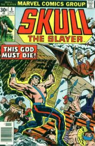 Skull the Slayer #8 FN; Marvel | save on shipping - details inside