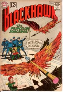 BLACKHAWK 172 VG May 1962 COMICS BOOK