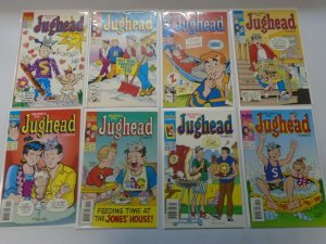 Late Archie Comics Jughead lot 36 different from #55-106 8.0 VF (1994-98 2nd Ser