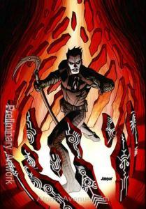 Shadowman (4th Series) #1B VF/NM; Valiant | save on shipping - details inside