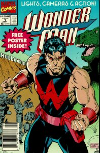 Wonder Man #1 - NM - 1991