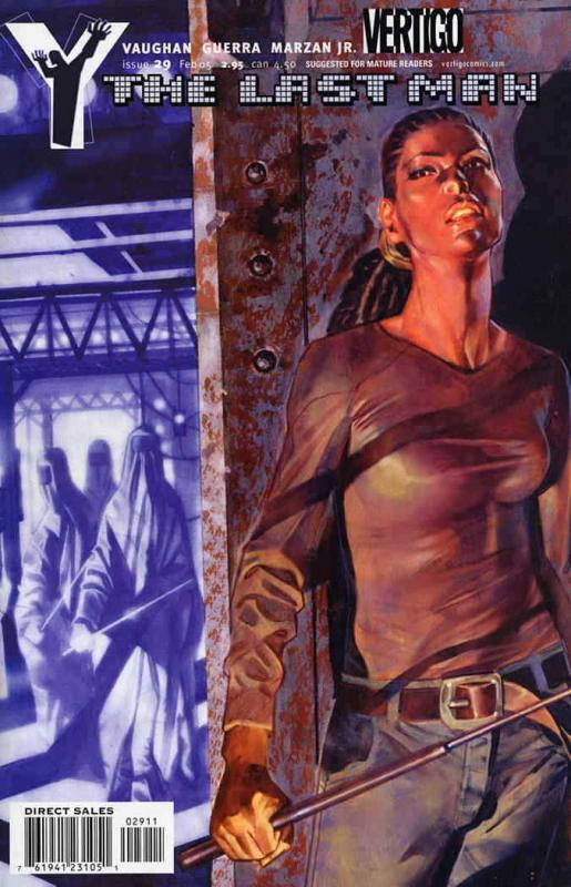 Y: The Last Man #29 FN; DC/Vertigo | save on shipping - details inside