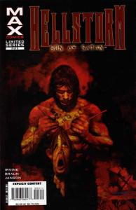 Hellstorm: Son of Satan #3 FN; Marvel   save on shipping - details inside