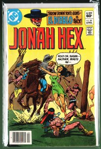 Jonah Hex #59 (1982)