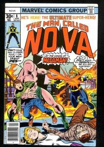 Nova #8 (1977)