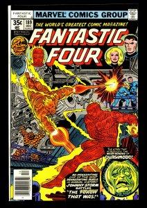 Fantastic Four #189 NM+ 9.6