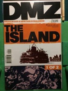 DMZ #35 The Island 1 of 2