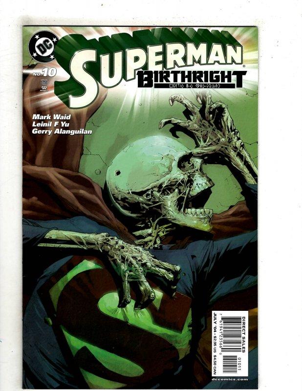 Superman: Birthright #10 (2004) OF25