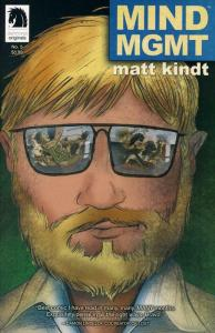 Mind MGMT #5 VF/NM; Dark Horse | save on shipping - details inside