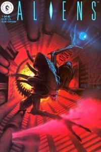 Aliens (1989 series) #1, VF+ (Stock photo)