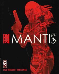 Red Mantis #1 FN; Platinum   save on shipping - details inside