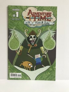Adventure Time With Finn And Jake #1  ~ 3rd Print