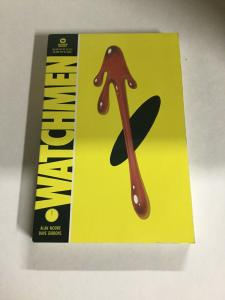 Watchmen Nm Near Mint Third Print DC Comics SC TPB