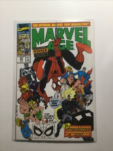 Marvel Age 86 Near Mint Nm Marvel