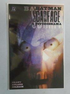 Batman Scarface A Psychodrama #1 8.0 VF (2001)