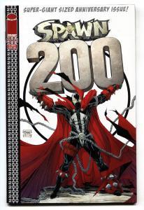 SPAWN #200 2011-Anniversary-Todd McFarlane NM-