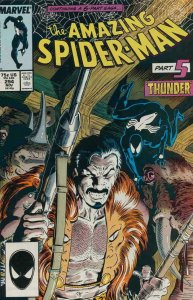 Amazing SPIDER-MAN #294, VF/NM, Mike Zeck, Kraven, 1963 1987, more ASM in store