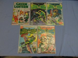 Green Lantern (DC Comics 1st Series) LOT Of 5 Silver/Bronze Age Issues 35 91-94