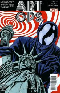 Art Ops #3 VF/NM; DC   save on shipping - details inside