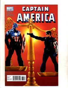 8 Comics Captain America 615 Fallen 443 Nomad 2 Siege 1 447 Avengers 26 13 J329