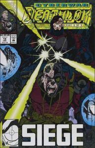 Marvel DEATHLOK (1991 Series) #19 NM
