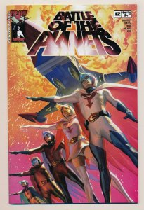 Battle of the Planets (2002) #12 VF Last issue of the series