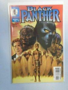 Black Panther #5 8.0 VF (1999 2nd Series)