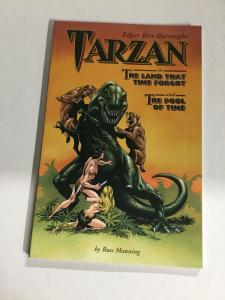 Tarzan In The Land That Time Forgot Pool Of Time Nm Near Mint Dark Horse SC TPb