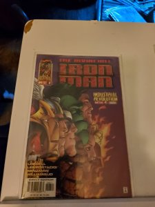 Iron Man #6 (1998)