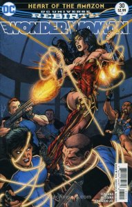 Wonder Woman (5th Series) #30 VF/NM; DC | save on shipping - details inside